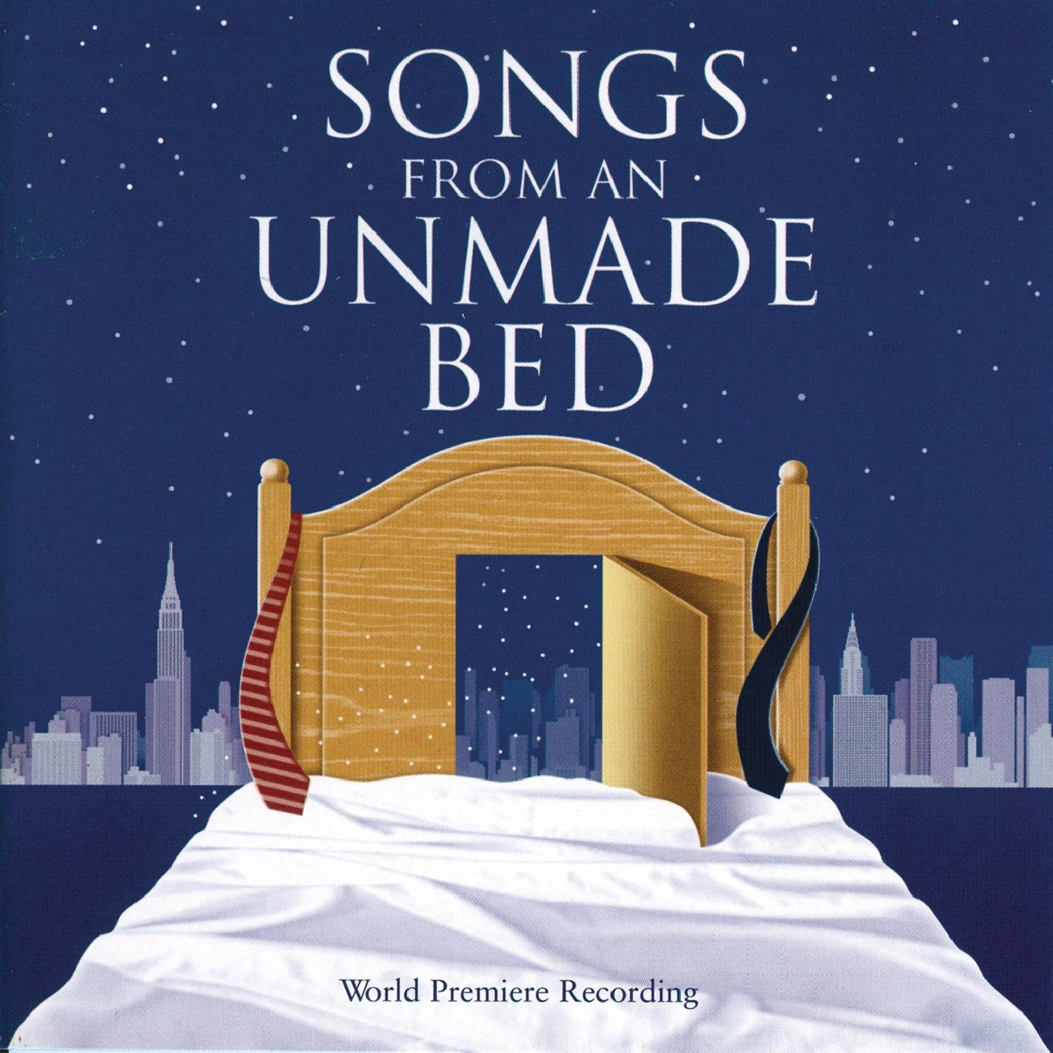 Songs From Super special price 1 year warranty An Unmade Bed