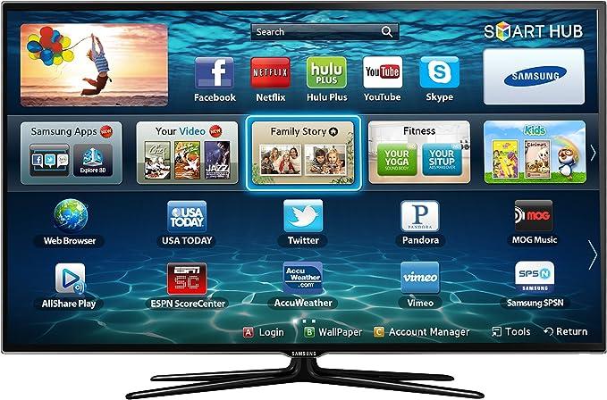 Samsung UN46ES6500F - Televisor (116,84 cm (46