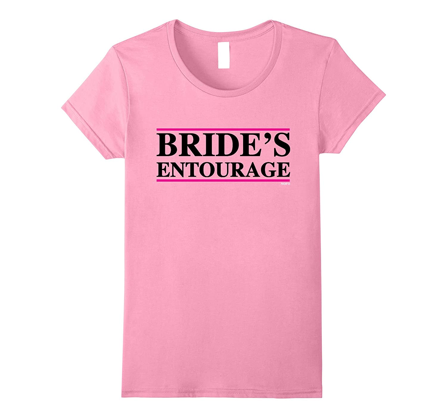 Bride's Entourage T-Shirt
