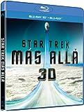 Star Trek: Más Allá (Blu-ray 3D + Blu-ray) [Blu-ray]