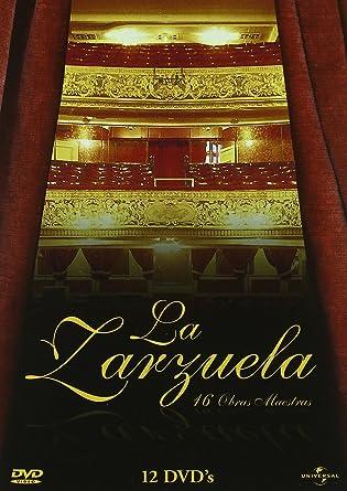Pack Zarzuelas [DVD]: Amazon.es: Various: Cine y Series TV