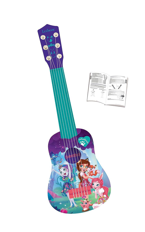 Mi primera guitarra, 53cm, 6 cuerdas, instrumento infantil: Amazon.es: Juguetes y juegos