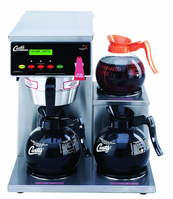 Wilbur Curtis G3 Alpha Máquina de café, 1,89 litros, 1 ...