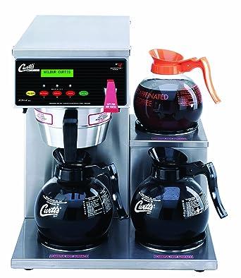 Wilbur Curtis G3 Alpha Máquina de café, 1,89 litros, 1 módulo,