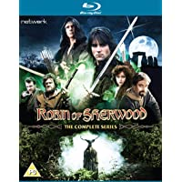 Robin of Sherwood: The Complete Series [Blu-ray]