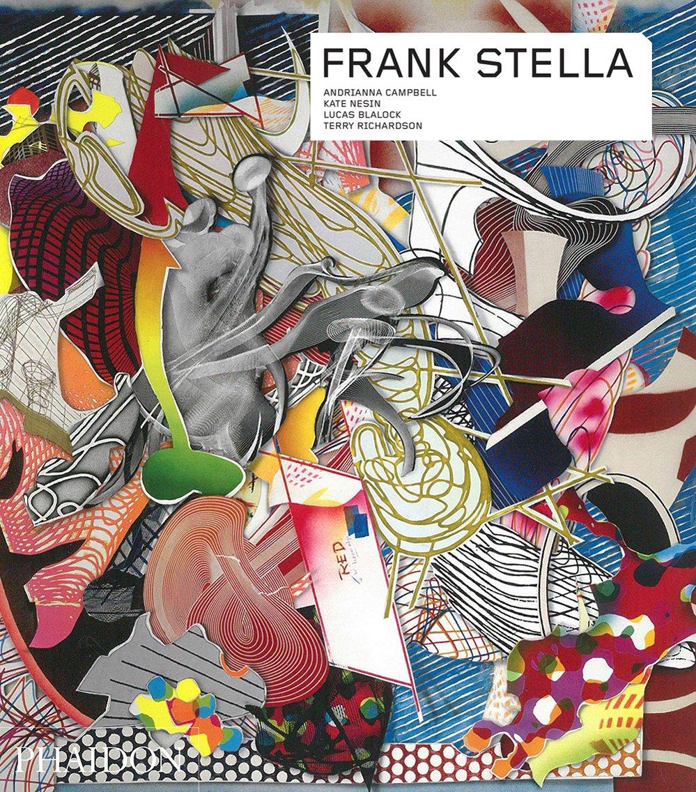 Frank Stella (Phaidon Contemporary Artists Series) PDF