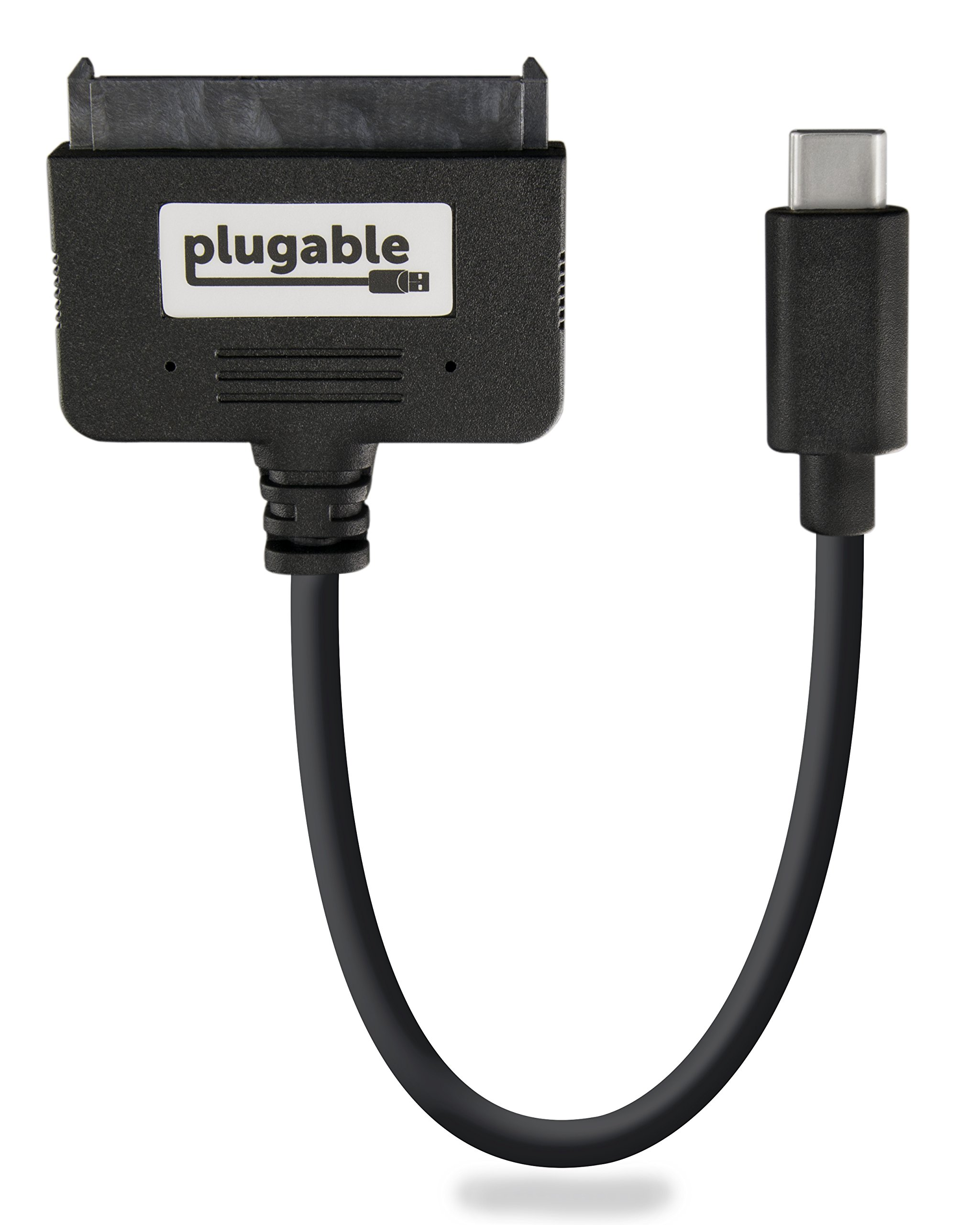 Plugable USB 3.1 Gen 2 USB-C to SATA Adapter Cable
