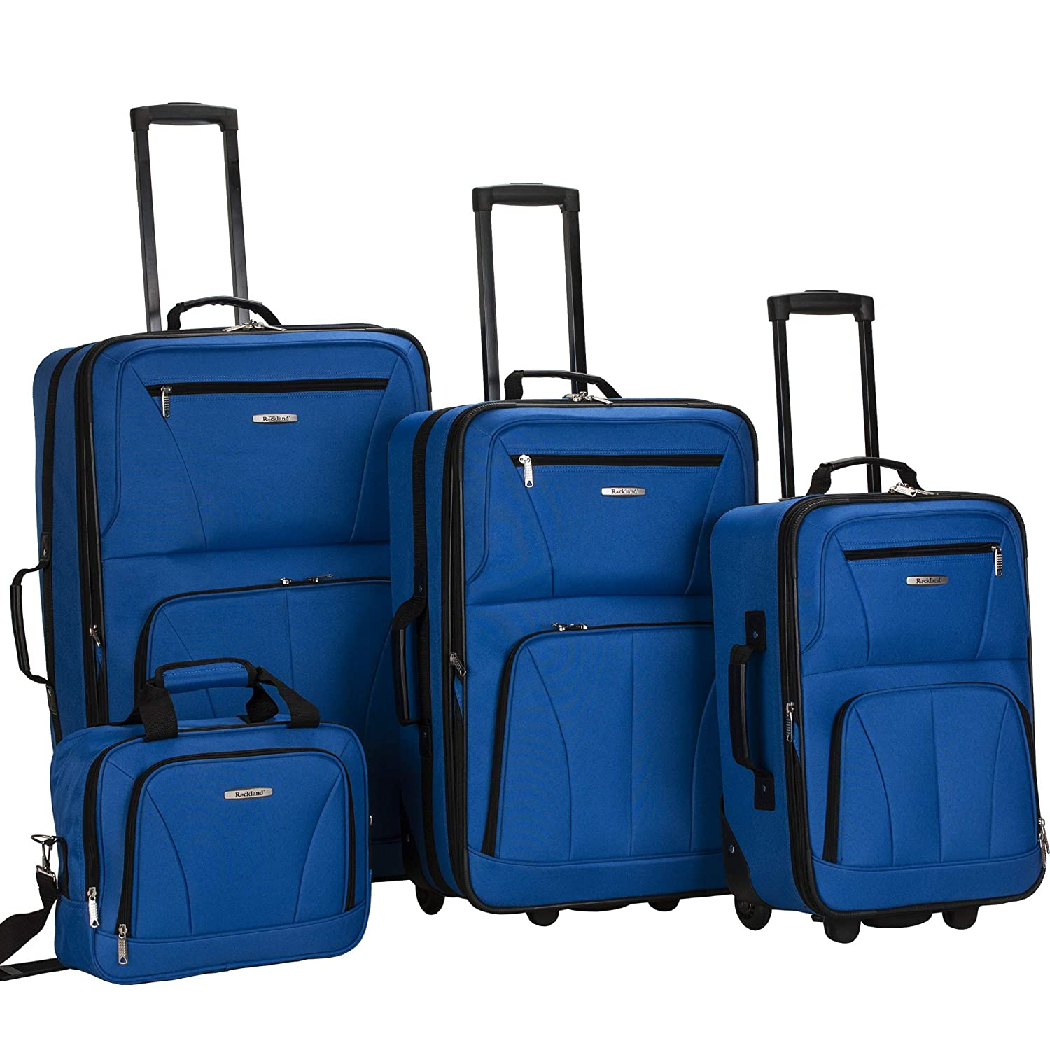 Rockland Luggage 4-Piece Set O...