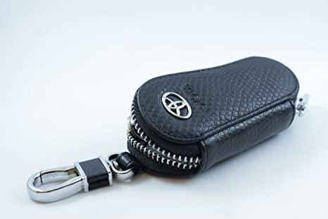 Amazon Com Luxury Car Key Holder Case Toyota Hc008 Everything Else