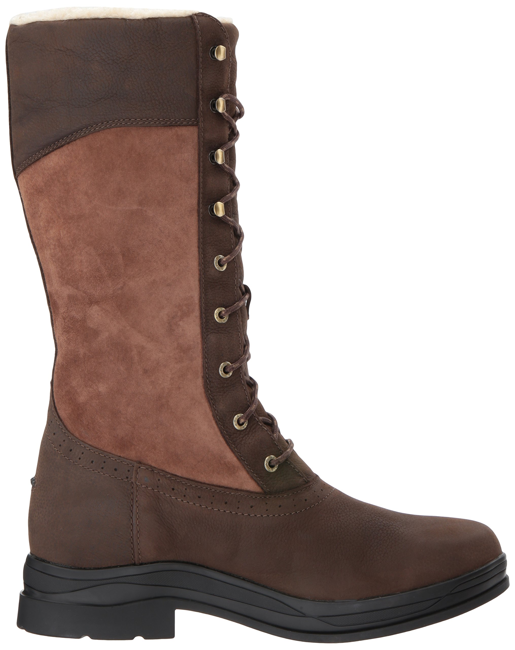 Ariat Women's Wythburn H2O Insulated Country Boot, Java, 7.5 B US by Ariat (Image #7)