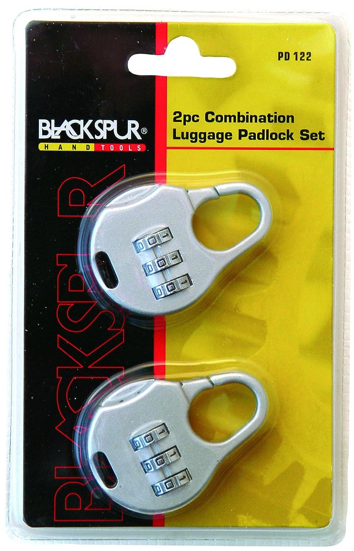 Blackspur - Candado de combinació n BB-PD122