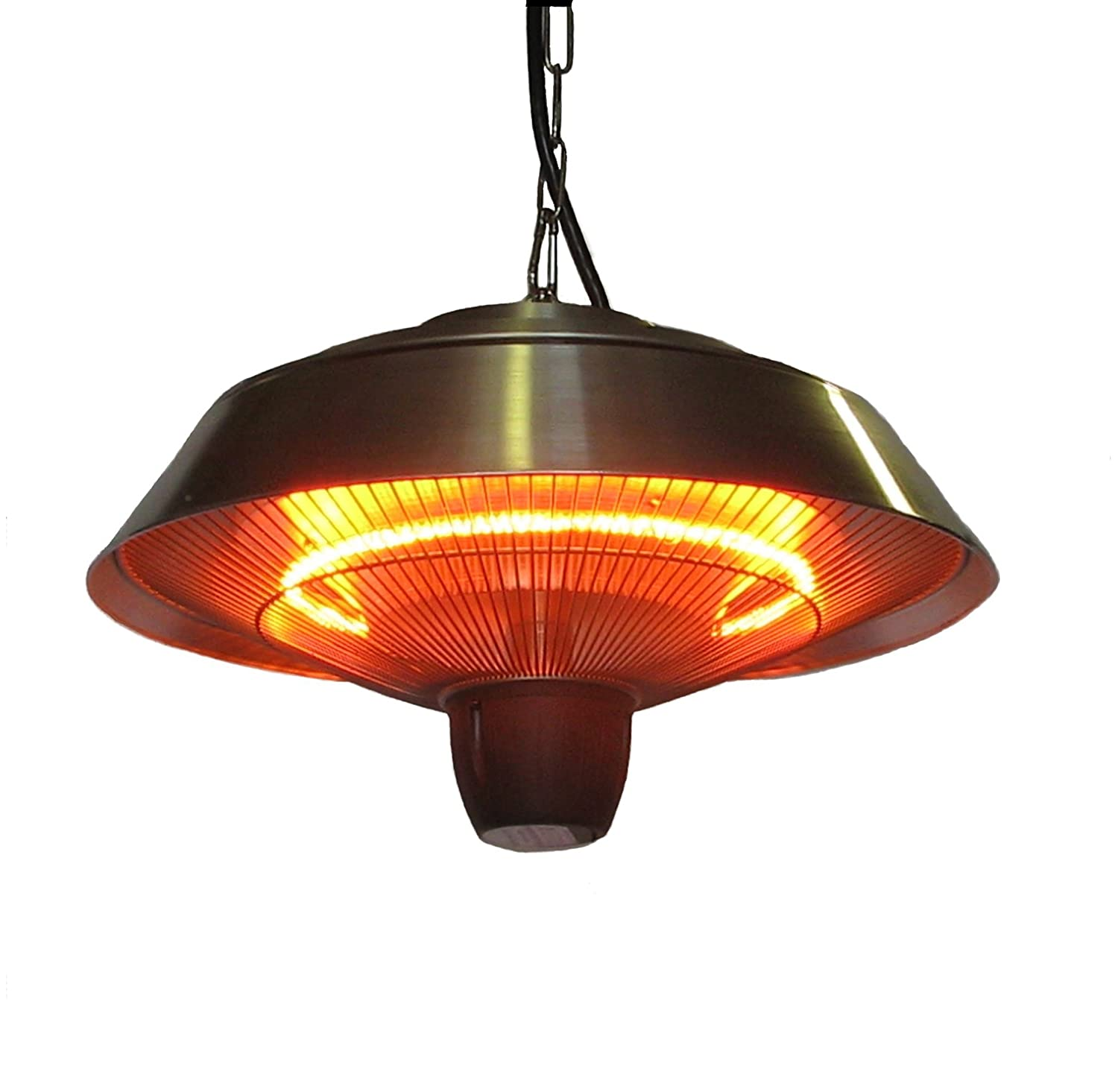 Amazon.com : Ener G+ HEA 21523 Ceiling Patio Heater : Portable Outdoor  Heating : Garden U0026 Outdoor