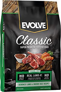 Evolve Classics Ultra Premium Dog Food