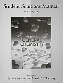 Principles of general chemistry martin silberberg 9780070172630 students solutions manual to accompany principles of general chemistry fandeluxe Images