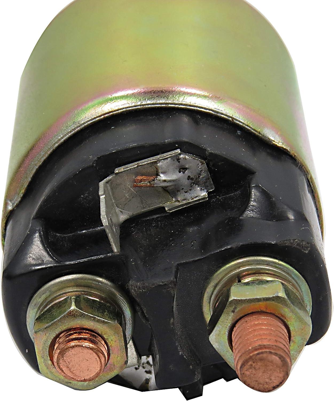 Aitook Starter Solenoid for Kubota D950 19HP Diesel Engine 1981-1990
