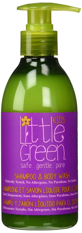 Little Green Kids All In One Shampoo & Body Wash - 1er Pack (1 x 240 ml)