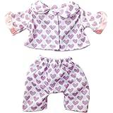 "Manhattan Toy Wee Stella Story Time 12"" Baby Doll Pajama Set"