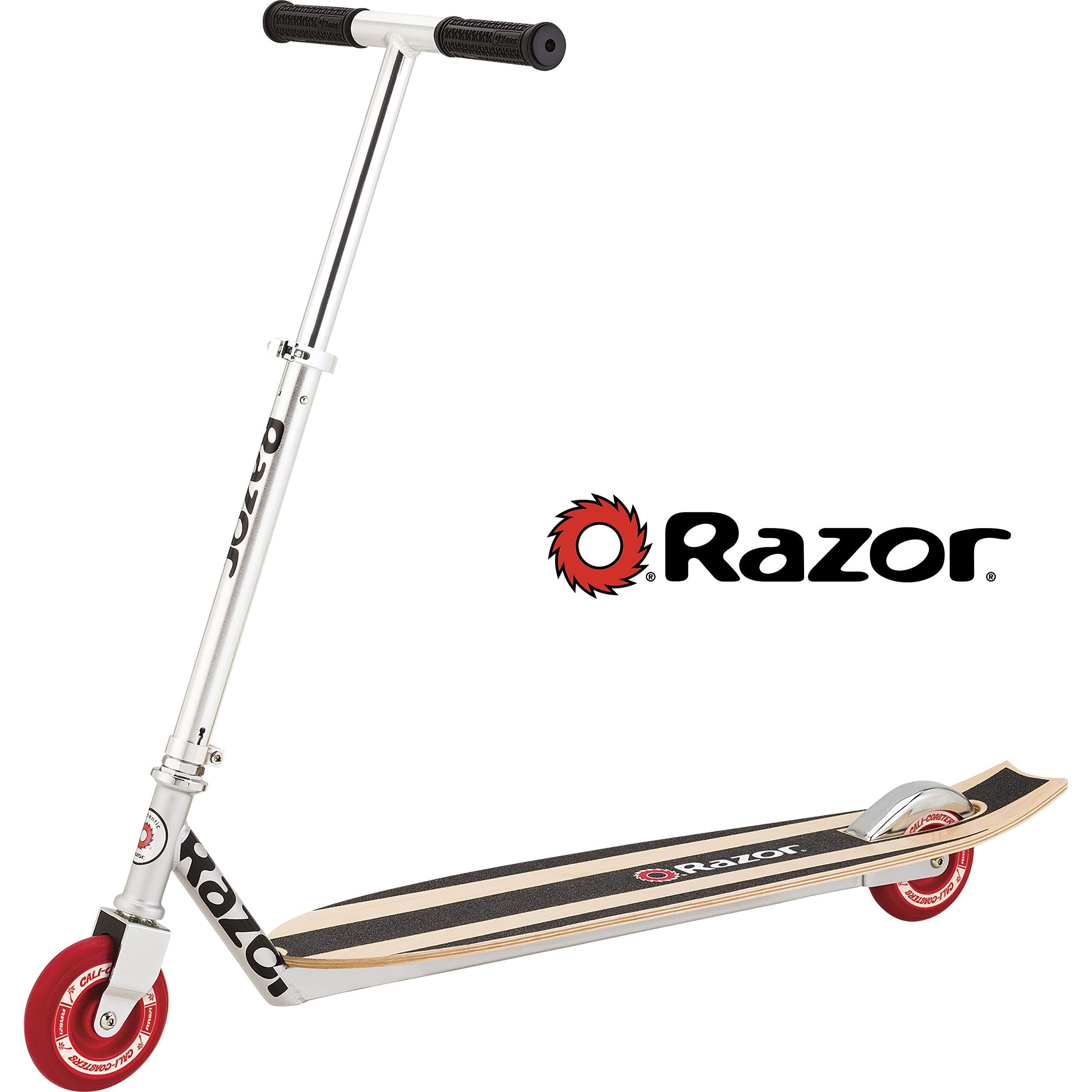 Razor California Longboard Kick Scooter - Wood Deck by Razor