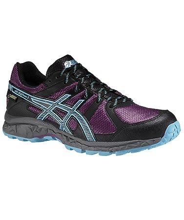 ASICS GEL FUJI Freeze GTX Womens Walking Shoes Black EUR