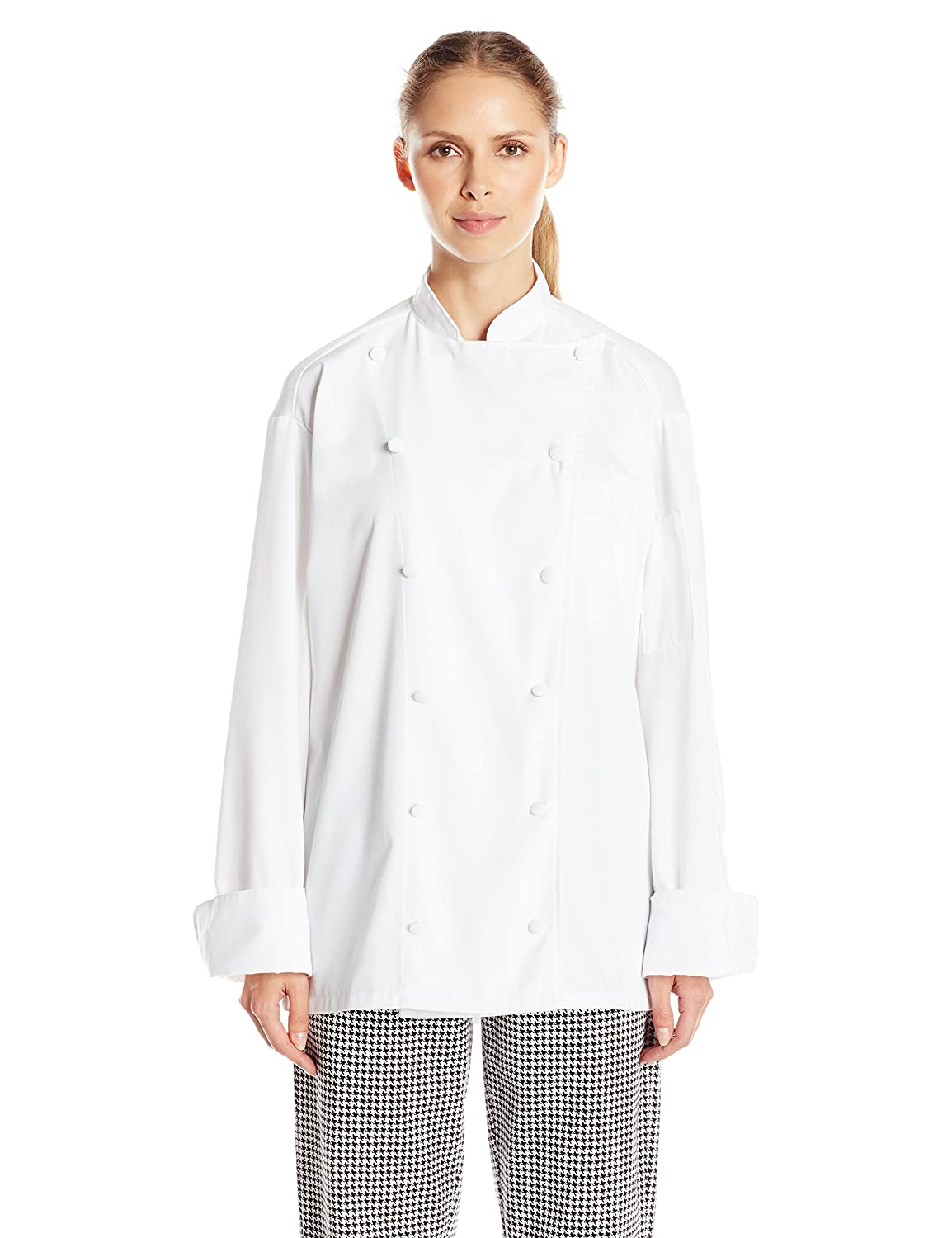 Uncommon Threads Barbados Chef Coat 0481