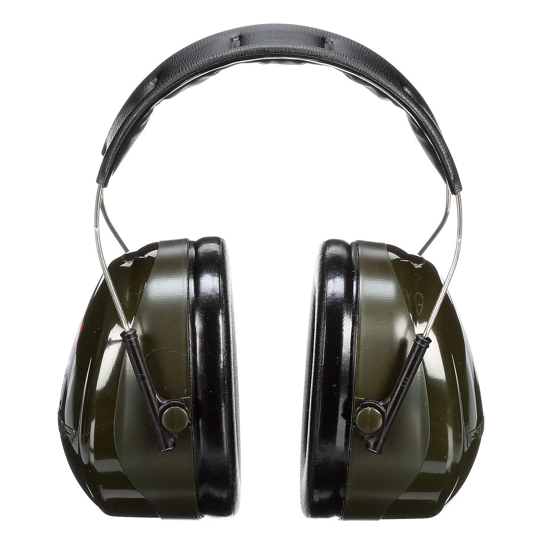 3M Peltor Optime 101 Behind-the-Head Earmuffs Hearing Conservation H7B