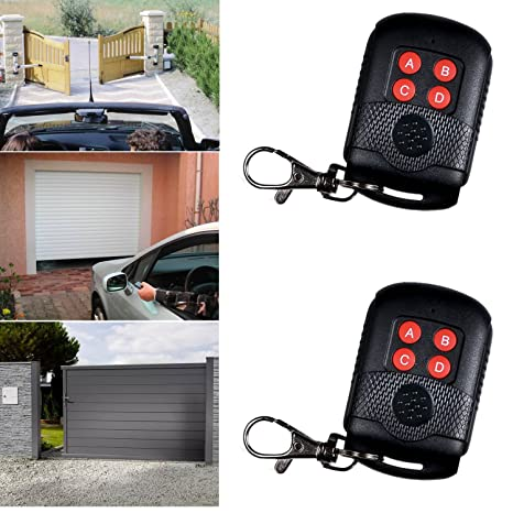 Mandos universales programables de puerta automática, puerta ...