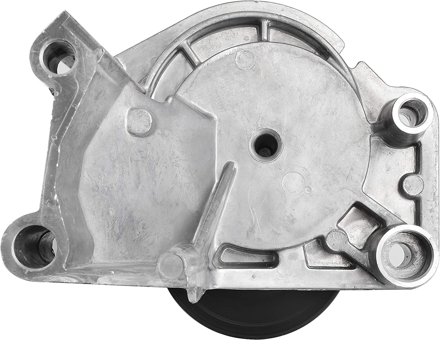 ADIGARAUTO 38488 Automatic Belt Tensioner w//Pully Compatible with Lexus GS430 GX470 LS430 LX470 SC430 Toyota 4Runner Land Cruiser Sequoia Tundra 2003-2009