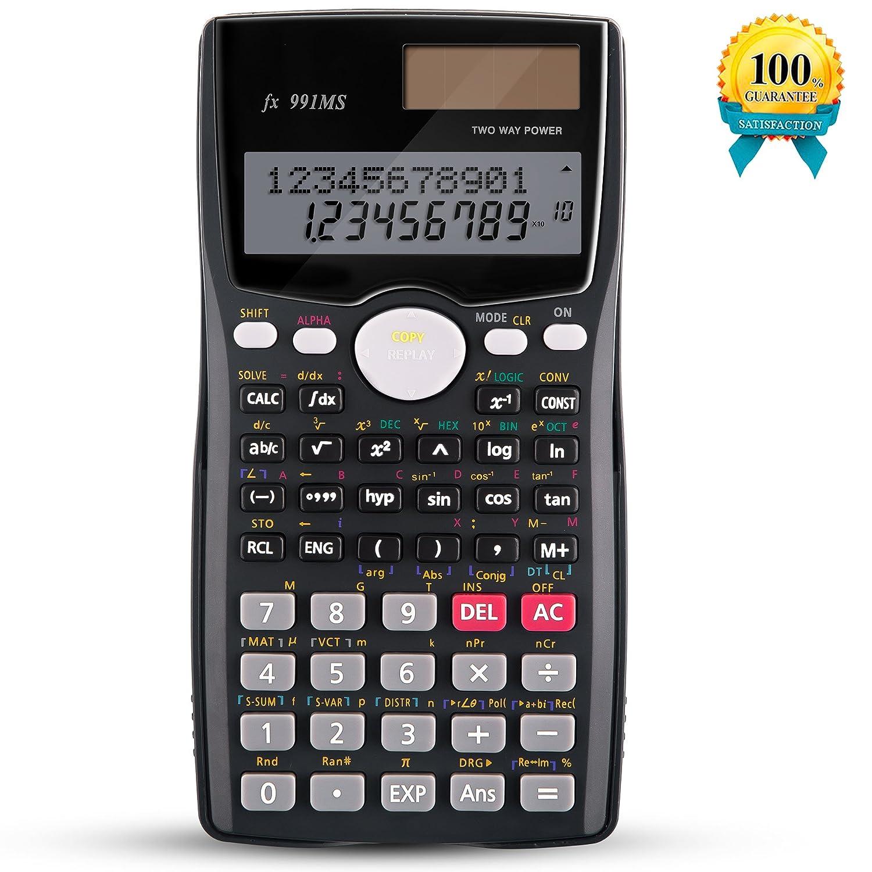 Amazon scientific calculators kdt 2 line engineering amazon scientific calculators kdt 2 line engineering calculator two way power standard function calculators office products falaconquin