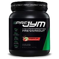 Pre JYM Pre Workout Powder - BCAAs, Creatine HCI, Citrulline Malate, Beta-Alanine...
