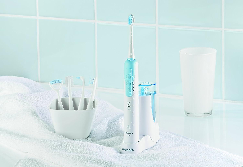 Grundig TB 7930 - Cepillo de dientes eléctrico [Importado de Alemania]: Amazon.es: Salud y cuidado personal