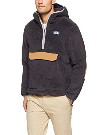 38cc6cd88 The North Face Men's Campshire Pull Over Hoodie, Wtherd Blk/Cgo ...