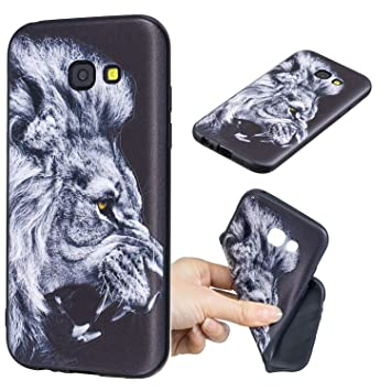 coque galaxy a5 2017 lion