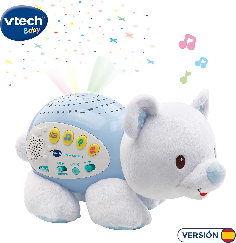 VTech Baby - Ártico estrellitas, Proyector de Bebe con música ...