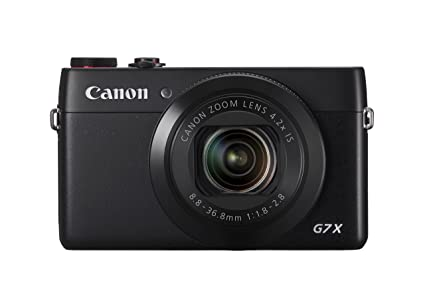 amazon com canon powershot g7 x digital camera wi fi enabled rh amazon com canon g7x owner's manual canon g7x user manual