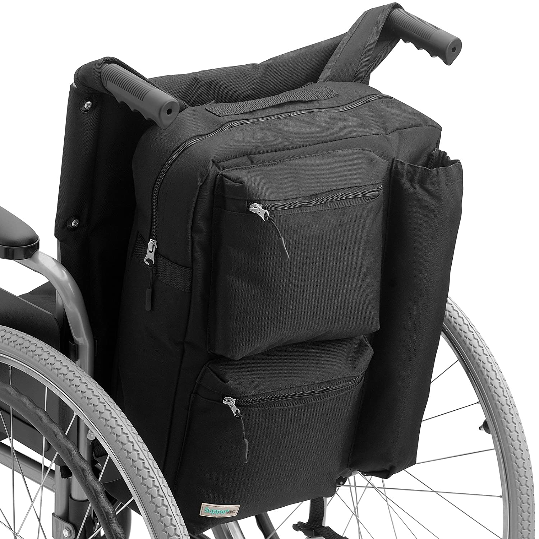 Supportec Große Scooter- und Rollstuhltasche Deluxe