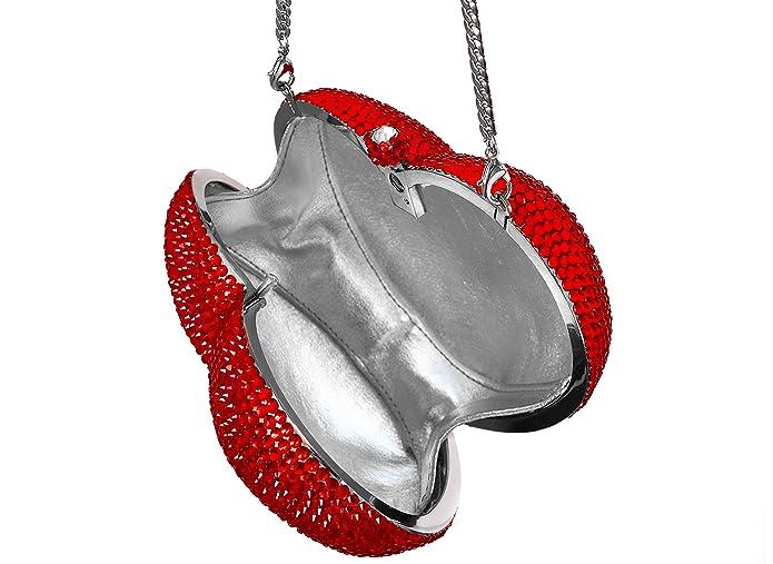 Amazon.com: Celebrar usted forma de corazón y bolsa de noche ...