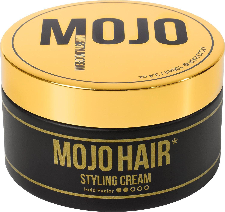 Mojo Hair styling crema per capelli da uomo, 100ml Mojo Skin & Haircare Ltd. 5060430580003