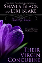Their Virgin Concubine, Masters of Ménage, Book 3 Kindle Edition