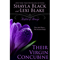 Their Virgin Concubine, Masters of Ménage, Book 3 (English Edition)