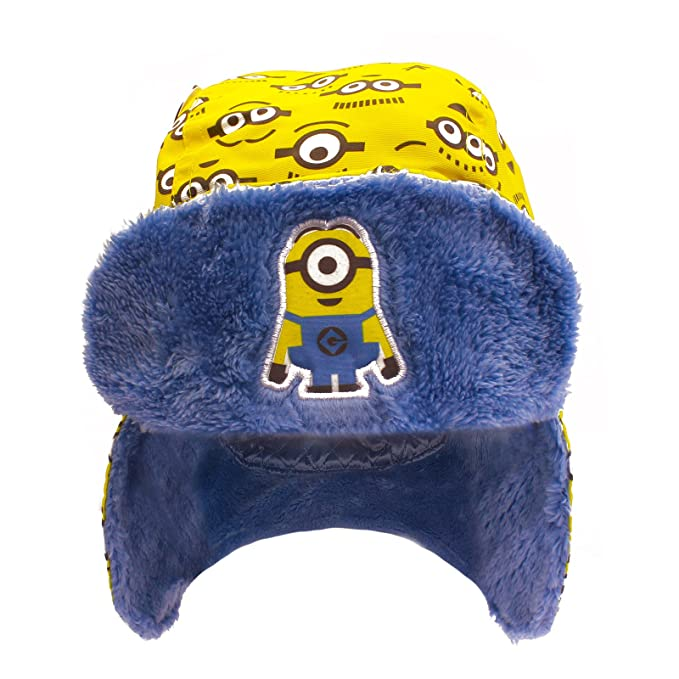 separation shoes e5db4 1f16d Despicable Me Minions - Cappello - Ragazzo