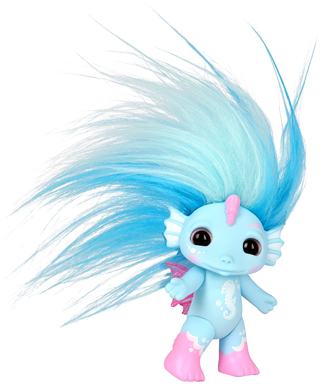ganancia cero Zelfs, Medium Doll Doll Doll Series 3, Sealia (Seahorse Zelf) by ZELFS  tienda en linea