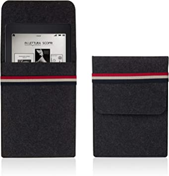 Kindle Paperwhite Sleeve Protective Felt Cover Case Pouch Bag Kindle Voyage