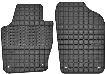 3D Gummi-Fußmatten für VW Polo 6R ab 6//2009 bis 2017 Hohe Gummimatten Automatten