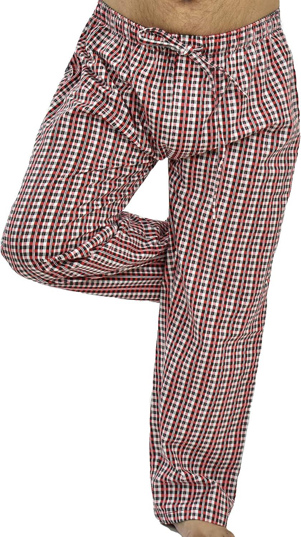 Up2date Fashion Men's Flannel Lounge/Sleep Pants, 100% Cotton Flannel