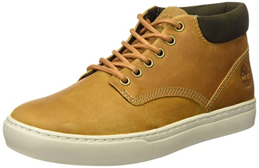 Mens Adventure 2.0 Cupsole Wheat Leather Boots 10.5 US