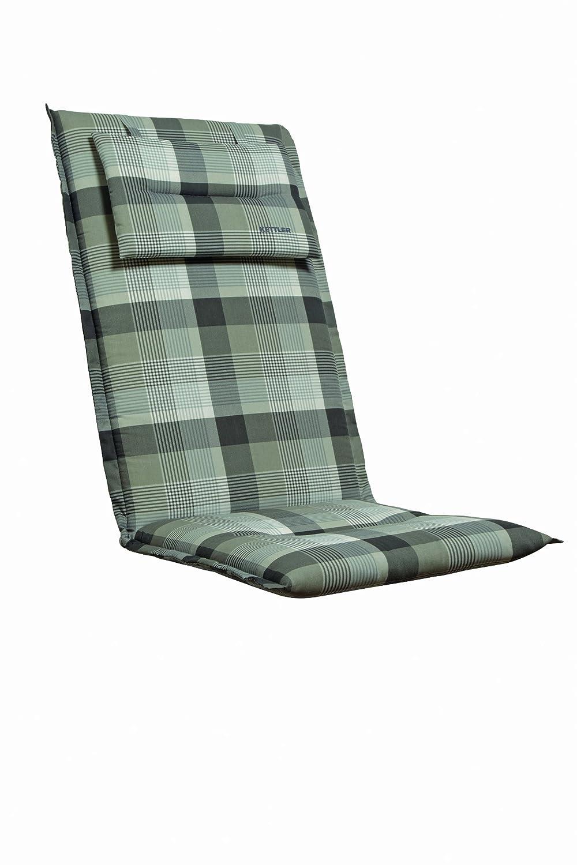 Kettler Sesselauflage für Hochlehner – komfortable Stuhlauflage mit ...