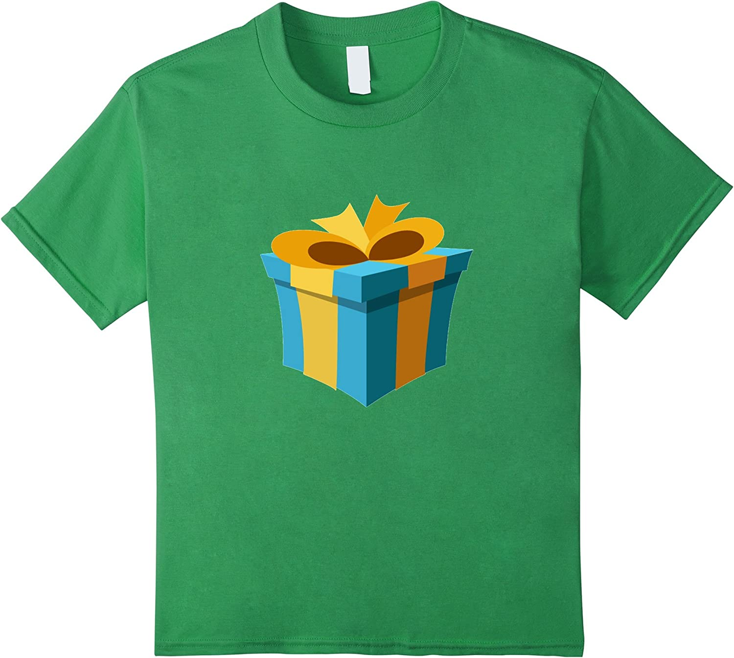 Kids Present Emoji T Shirt Gift Wrapped Bow In A Box Birthday 6 Grass Amazon Ca Clothing Accessories Shop for the perfect emoji gift from our wide selection of designs, or create your own personalized gifts. amazon ca