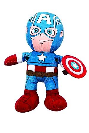 Joy Toy 1500111 25 cm los Vengadores Capitán América Suave ...