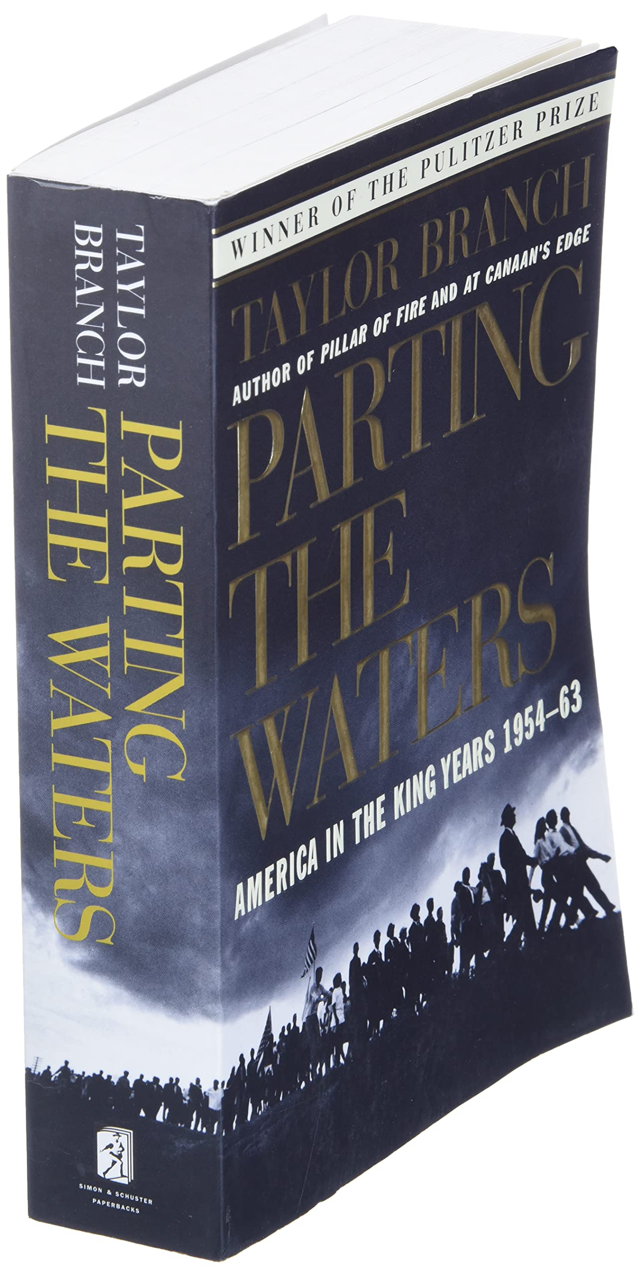 Parting The Waters PDF Free Download