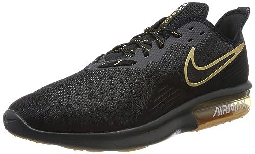 Nike Air MAX Sequent 4, Zapatillas de Gimnasia para Hombre